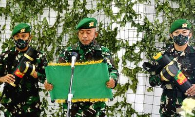 Hari Infanteri, Danrem 083/Baladhika Jaya: Infanteri profesional, kuat bersama rakyat.
