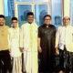 Warga komplek Cadek Permai Baitussalam Aceh Besar Peringati 16 Tahun Tsunami Aceh.