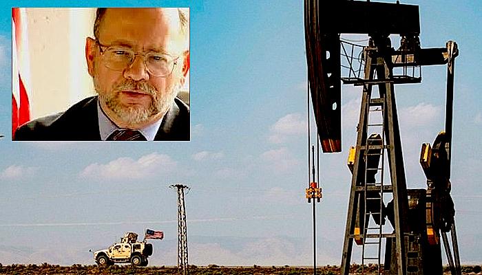 Ketahuan, Amerika jarah minyak suriah untuk dikirim ke Israel