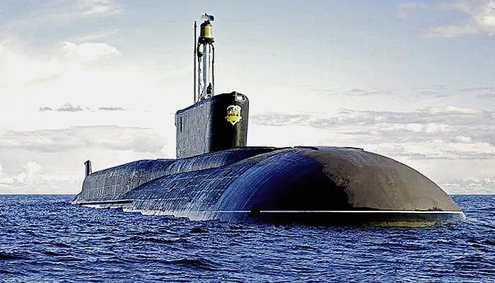 Rusia bangun dua kapal selam nuklir baru Kelas Borei Proyek 955-A.