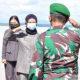 Bupati Nunukan sambut Batalyon Arhanud 16/Sula Bhuana Cakti.