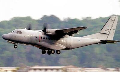 Dapat dana hibah MSI Amerika, Malaysia konversi CN-235 menjadi pesawat intai maritim di Bandung.
