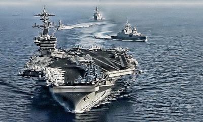 Militer AS kecam agresivitas militer Cina di Pasifik sebagai langkah destabilisasi.