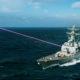 Amerika memasang senjata laser pertama yang terintegrasi dengan perusak Arleigh Burke.