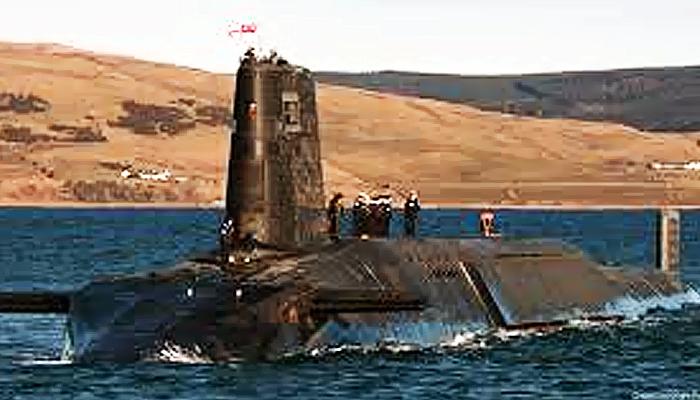 Inggris memiliki 215 rudal nuklir dan 145 pangkalan militer di 42 negara.
