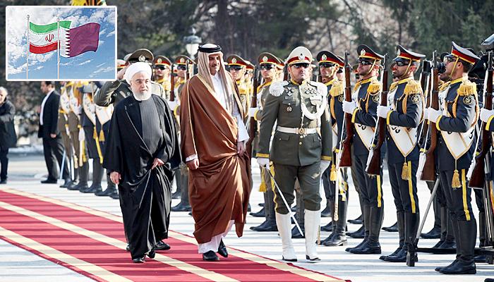 Strategi jitu Iran dan Qatar menghadapi Aliansi Amerika Serikat (AS), Israel dan Arab Saudi di Timur Tengah.