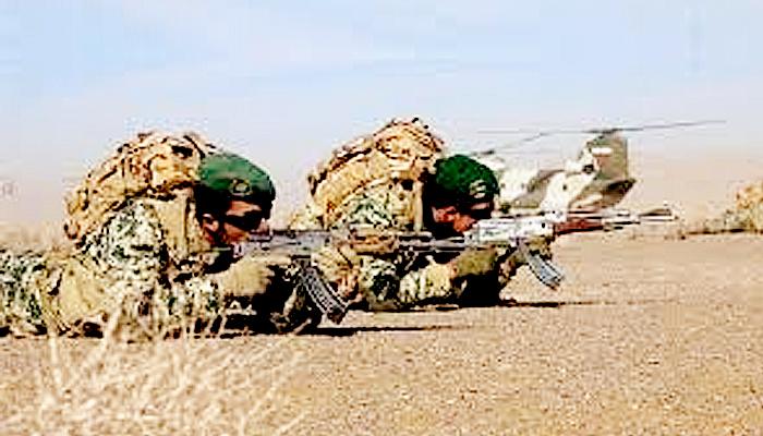 Iran gelar latihan militer respon cepat kelima dalam satu bulan ini.