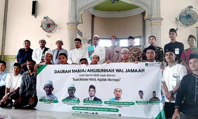 Majelis Mahabbah Rasulullah gelar (MMR) kajian spesial awal tahun.