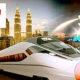 Malaysia dan Singapura batalkan proyek kereta api berkecepatan tinggi.
