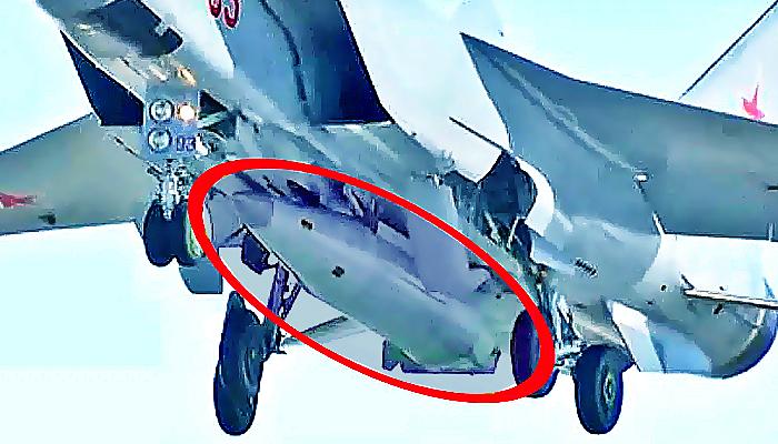 MIG-31 Rusia akan dipersenjatai rudal Kh-47M Kinzhal.