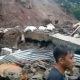 Akibat banjir dan tanah longsor di Kota Manado, 5 orang meninggal dunia.