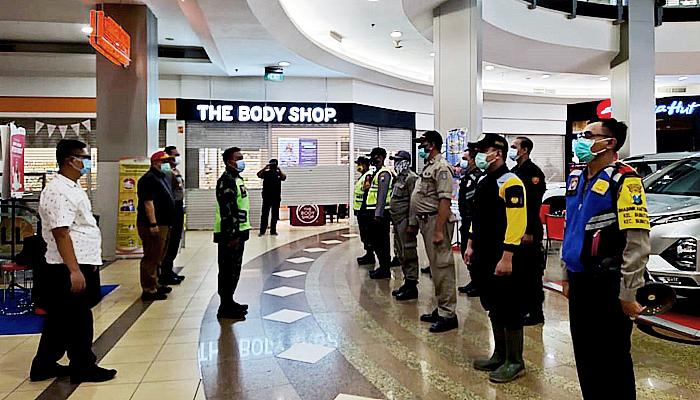 PKPM diberlakukan, 3 pilar Bubutan sasar Mall BG Junction.