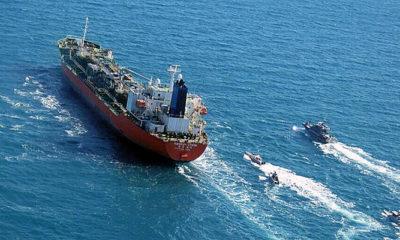 Tuntut US$ 7 miliar, Iran sita kapal Tanker Korsel.