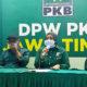 Kerahkan mesin partai sosialisasi, PKB Jatim sebut Gus Ami calon pemimpin 2024. DPW PKB Jatim menyiapkab mesin partai semaksimal mungkin