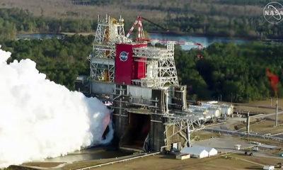 Amerika uji roket untuk mendaratkan kembali manusia ke Bulan pada 2024.