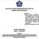 Tim Gugus Nunukan terbitkan Surat Edaran Perketat Prokes Pencegahan Covid-19.