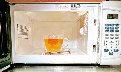 Microwaving Tea, menghasilkan khasiat terbaik seduhan teh Anda?