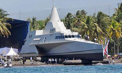 Kapal cepat rudal siluman Klewang 2 segera meluncur dalam waktu dekat.