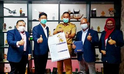 Srikandhi UNKRIS kerjasama dengan Pemkot Bekasi untuk pengabdian masyarakat.