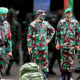 Pangdam Brawijaya dampingi kunjungan Asops Panglima TNI di Yonif Mekanis 512/QY.