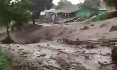 Banjir bandang melanda Puncak Bogor, ratusan warga dievakuasi.