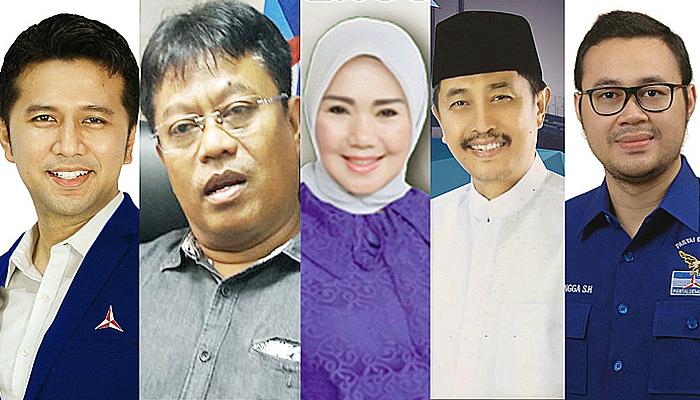 Mentahkan calon tunggal di Musda, muncul nama-nama calon Ketua Demokrat Jatim.