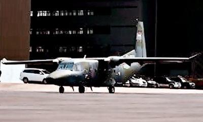 TNI AU terima kiriman pertama pesawat CN212i produksi mutakhir PTDI