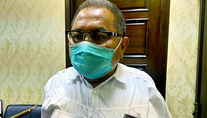 Rawan terpapar saat kunjungan, Anggota DPRD Jatim perlu mendapat vaksin Covid-19.