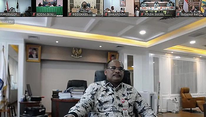 TNI/Polri diminta bantu Satpol PP tingkatkan kedisiplinan masyarakat selama pemberlakuan pembatasan kegiatan masyarakat (PPKM).