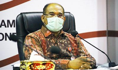 Satpol PP diharapkan jadi duta perubahan perilaku dan mendukung program vaksinasi.