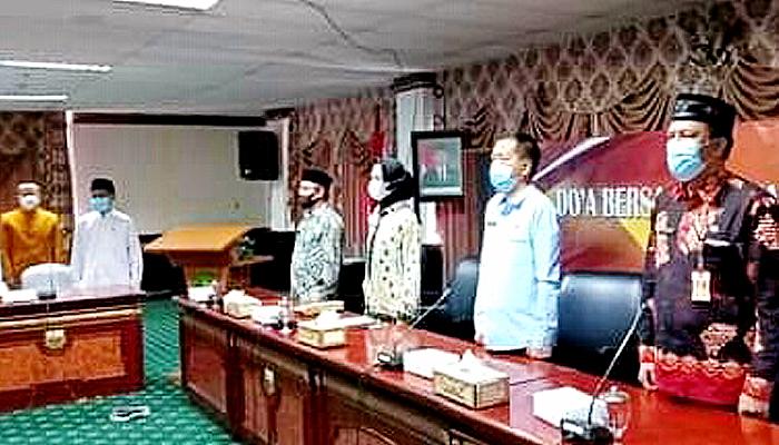 Pemkab Nunukan gelar doa bersama lintas agama.