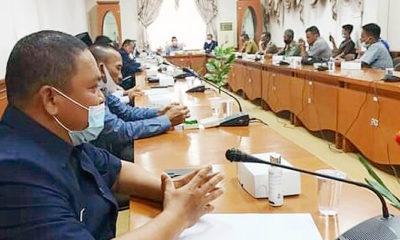 DPRD Nunukan gelar hearing sikapi kelangkaan gas elpiji bersubsidi.