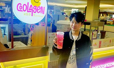 Hadirkan minuman Coolagen, Malvin Tenggara target pemasukan Rp 15O juta per bulan.