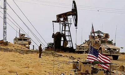 Pasukan pendudukan Amerika di Suriah bangun pangkalan militer baru di Hasakah.