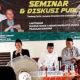 Diskusi Publik LAKPESDAM MWC NU Pragaan, Irwan Hayat sebut: Tambang Fosfat Ancam Kehidupan Masyarakat.