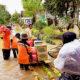 Dirikan dapur umum, PKS Jatim gelontor bantuan korban banjir bandang di Jember.