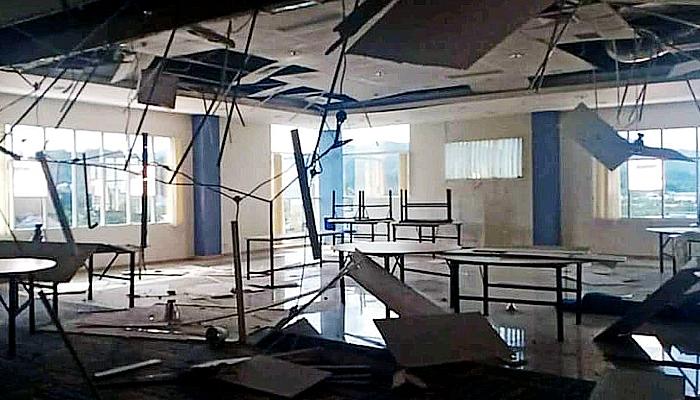 56 Orang dilaporkan meninggal akibat gempa M6,2 di Sulawesi Barat.