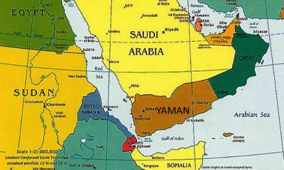 Perang Yaman: Yaman negeri kaya dengan sumber daya alam melimpah di Jazirah Arab.