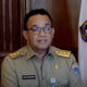 Gubernur DKI Jakarta Anies Baswedan menjadi 21 Heroes 2021 versi TUMI.