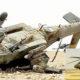 Perang Yaman: Helikopter serang AH-64 Apache pun berguguran.