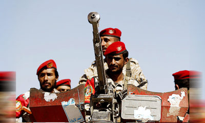 Perang Yaman: Serangan drone dan rudal jelajah Houthi yang merubah keseimbangan perang.