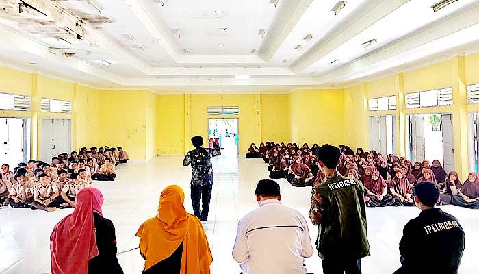 IPELMABAR laksanakan kegiatan sosialisasi perkenalan perguruan tinggi se-Aceh Barat.