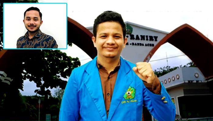gebet gelar sarjana, Ketua Umum Dema FTK UIN Ar-Raniry kangkangi AD/ART.
