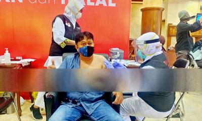 Legislator Demokrat Jatim ajak masyarakat tak takut vaksinasi Covid-19.