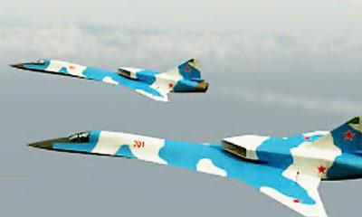 Rusia kebut pengembangan jet tempur generasi kelima MIG-41.
