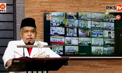 Pengurus Baru Se Jatim, inilah target PKS Jatim di Pemilu 2024.