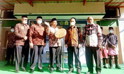 Kerjasama dengan KIP, MTsN Model Banda Aceh gelar Pemira OSIM.