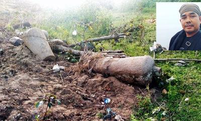Peusaba Aceh: Situs sejarah makam para ulama di gerbang jalan tol Kajhu tidak boleh diganggu.