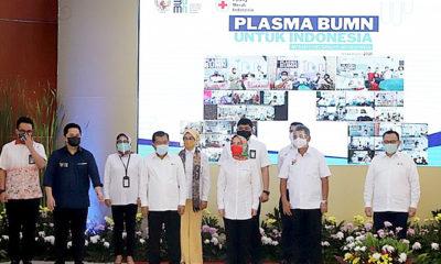Dukung program Plasma BUMN, Telkom hadirkan layanan Call Center Plasma Konvalesen 117 Ext 5.