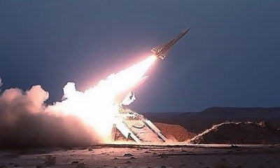 Sukses dengan rudal balistik, Iran sekarang uji penembakan rudal pintar.